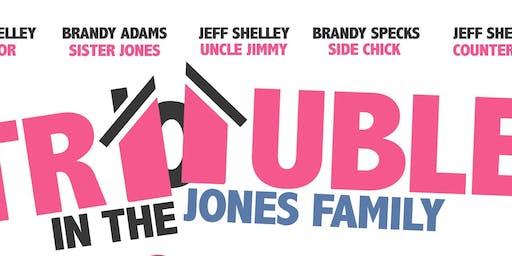 Trouble In The Jones Family Movie Premiere