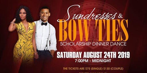 Black Nurse Rock Cleveland Sundresses and Bowties Scholarship Dinner Dance