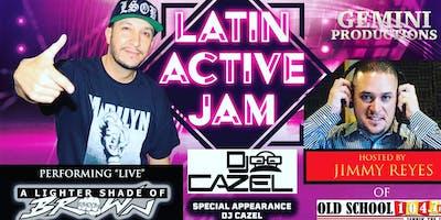 Latin Active Jam