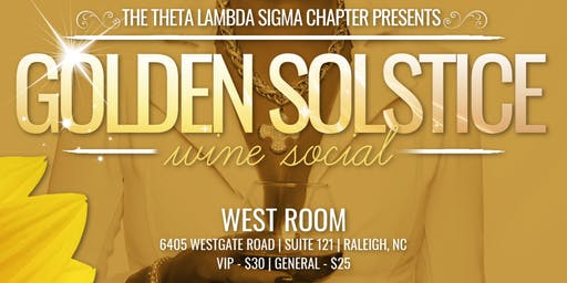 The Golden Solstice Wine Social
