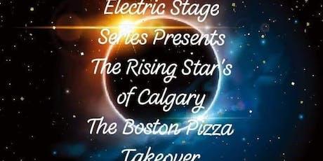 The Rising Stars Of Calgary tickets