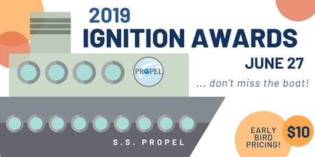 The 3rd Annual Ignition Awards tickets