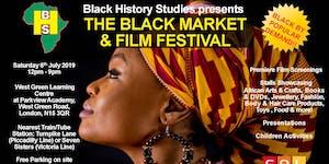 The Black Market & Film Festival - Saturday 6th July...