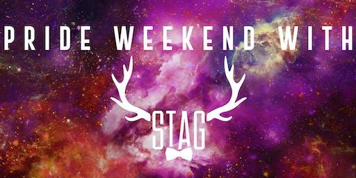 PRIDE WEEKEND at STAG PDX