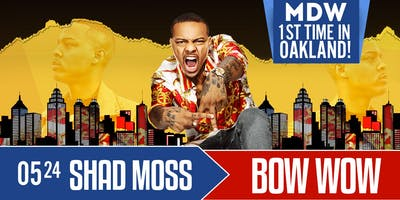 SHAD MOSS AKA BOW WOW  : FIRST TIME IN OAKLAND (MDW PARTY) @ Complex Oakland