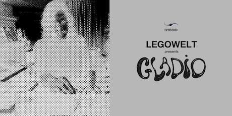 Hybrid Club Show —Legowelt pres. Gladio (Live) tickets