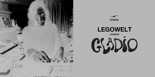 Hybrid Club Show —Legowelt pres. Gladio (Live)