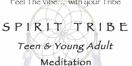 Spirit Tribe Youth Reiki Meditation Meet Up  tickets