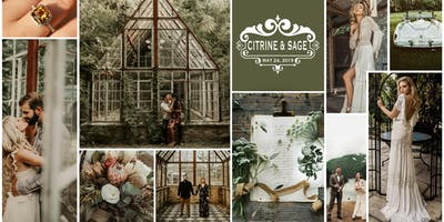 Citrine & Sage Styled Shoot @ the Sekrit Theatre