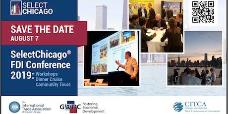SelectChicago FDI Conference 2019 tickets