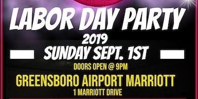 DJ JIMMY JAM LABOR DAY PARTY 2019