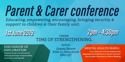 Parent and Carer Conference