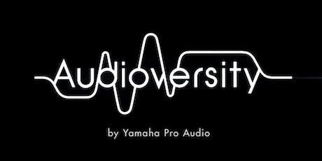 Yamaha Audioversity Training - QLD tickets