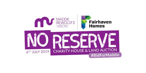 Maddie's Vision House & Land Auction + Free Family Fun Day