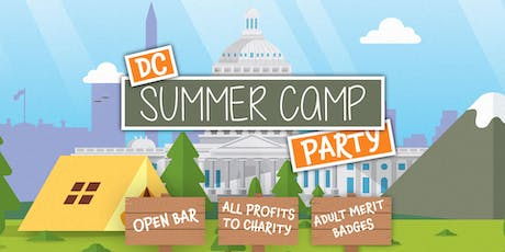 DC Summer Camp Party for the Earth Conservation Corps tickets