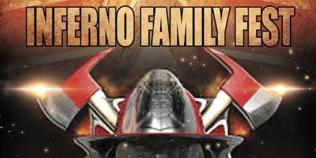 Inferno Family  Fest Vendor RSVP tickets