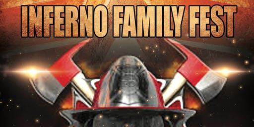 Inferno Family  Fest Vendor RSVP