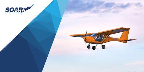 Soar Aviation Sydney - Course Info Session (Saturday 13 July) tickets