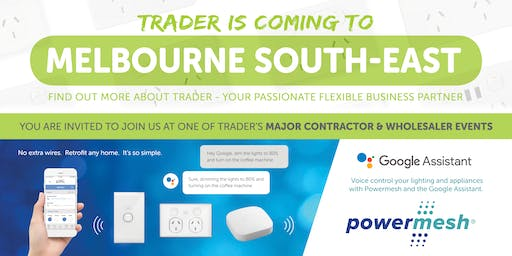 Trader is coming to MELBOURNE SOUTH-EAST!