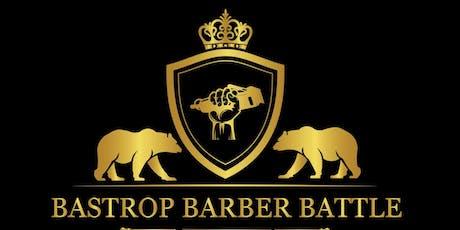 Bastrop Barber Battle tickets