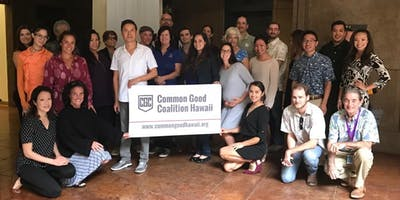 Common Good Coalition Legislative Session Recap Pau Hana