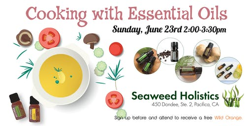 Essential Oils & Cooking