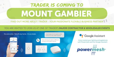 Trader is coming to MOUNT GAMBIER! tickets