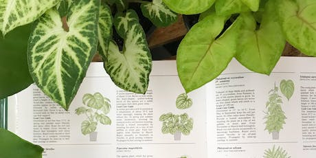 NEW WORKSHOP: Living with plants in peace and harmony tickets