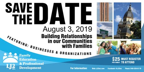 Building Relationships With Families tickets