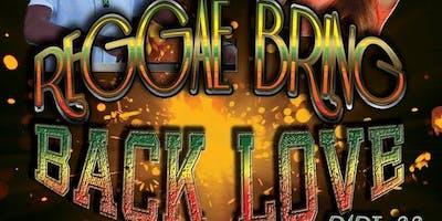 Reggae Bring Back Love part 22 Café Floréo