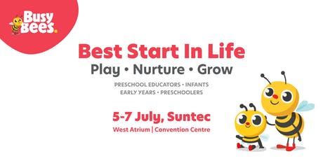 The Best Start in Life - Play • Nurture • Grow tickets