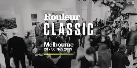 Rouleur Classic Melbourne tickets