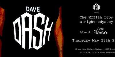 Jeudredi du Floréo : Dave Dash