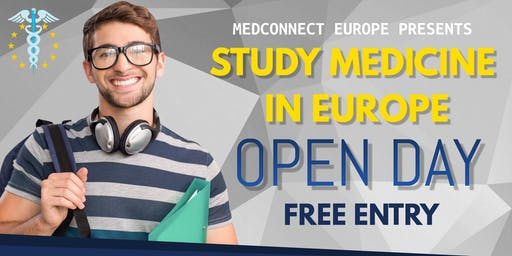 Study Medicine in Europe Open Day