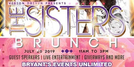 Vision Driven presents The Sisters Brunch tickets
