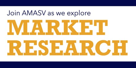 Market Research Applications and Case Studies tickets