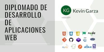 Diplomado de desarrollo de aplicaciones web