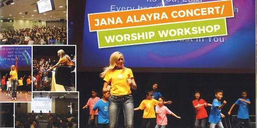 Jana Alayra - Live in Concert!