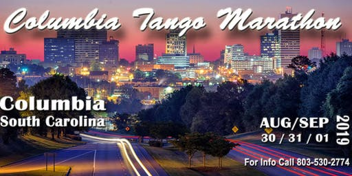 Columbia Tango Marathon 2019