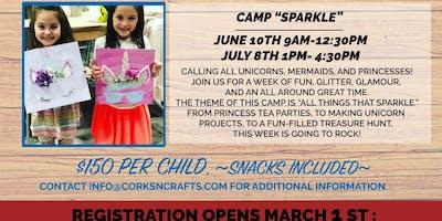 Kid's Summer Camp - Camp Sparkle