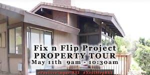 Property Tour / Walk Through (El Cajon, CA) - May 11,...