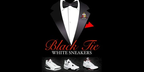 Black Tie/White Sneakers Fundraising Gala tickets