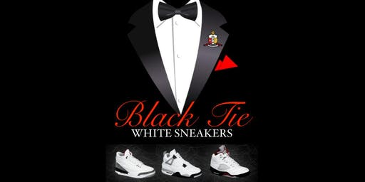 Black Tie/White Sneakers Fundraising Gala