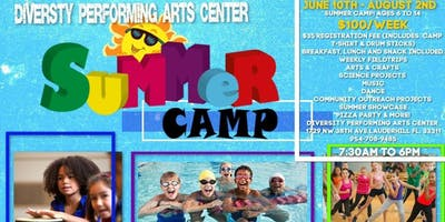 Diversity Performing Arts Center SUMMER CAMP