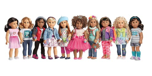 Fall into Fun American Girl Bingo!