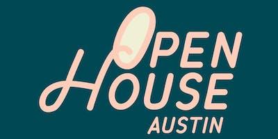 Open House Austin Launch Party