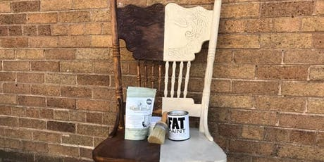 Bring Your Own Piece Furniture Painting Class tickets