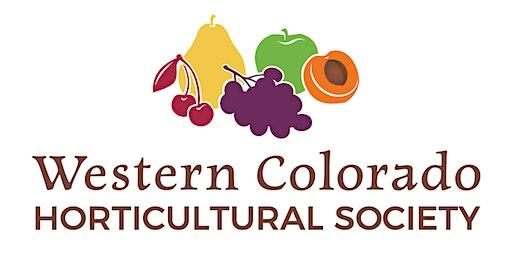 Western Colorado Horticultural Society/VinCo Conference & Trade Show 2020