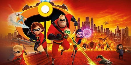 Summer Movies At The Park - Incredibles 2 tickets