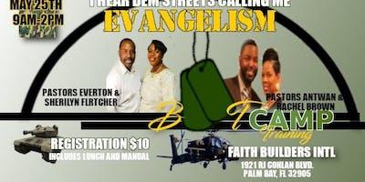Evangelism Bootcamp